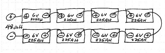 17fbce30 series & parallel wiring
